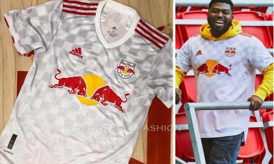 New York Red Bulls 2021 adidas Home Soccer Jersey, Football Kit, Shirt, Camiseta de Futbol MLS