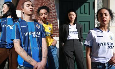 Ulsan Hyundai FC 2021 hummel Home and Away Football Kit, Soccer Jersey, Shirt