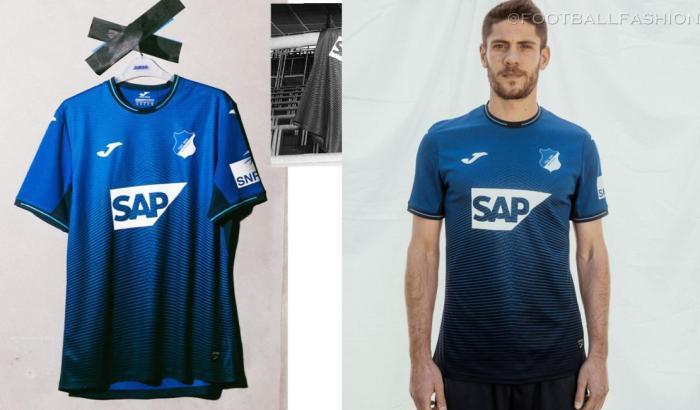 TSG 1899 Hoffenheim 2021 2022 Joma Home Football Kit, 2021-22 Shirt, 2021/22 Soccer Jersey, Trikot