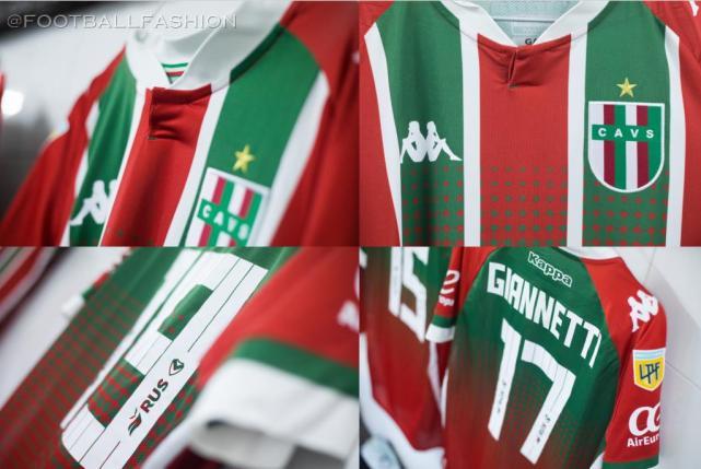 Vélez Sarsfield 2021 2022 Tricolor Kappa Football Kit, 2021/22 Soccer Jersey, 2021-22 Shirt, Camiseta de Futbol
