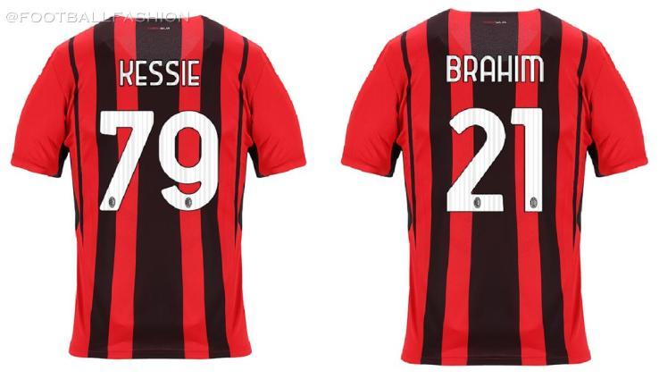 AC Milan 2021 2022 PUMA Home Football Kit, 2021/22 Soccer Jersey, 2021-22 Shirt, Maglia, Gara, Camiseta, Camisa, Trikot