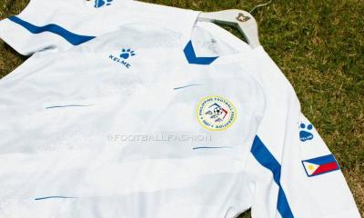 Philippines 2021 2022 Kelme Home and Away Football Kit, 2021-22 Soccer Jersey, 2021/22 Shirt