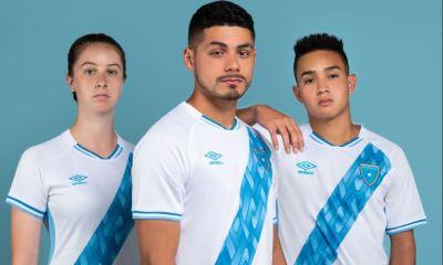 Guatemala 2021 2022 Umbro Home and Away Football Kits, 2021/22 Soccer Jersey, 2021-22 Shirt, Camiseta de Futbol 21/22
