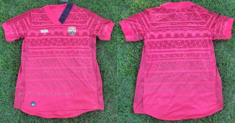 Trinidad and Tobago 2021 2022 BOL Football Kit, 2021-22 Soccer Jersey, 2021/22 Shirt, Camiseta de Futbol 21/22