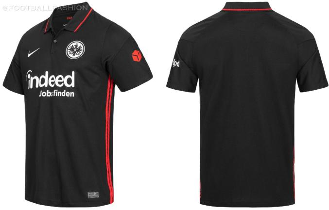 Eintracht Frankfurt 2021 2022 Nike Home Football Kit, 2021-22 Shirt, 2021/22 Soccer Jersey, 21-22 Trikot, 21/22 Heimtrikot