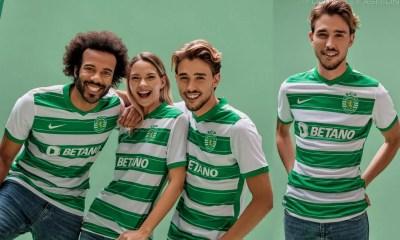 Sporting Club de Portugal 2021 2022 Nike Home Football Kit, 2021-22 Soccer Jersey, 2021/22 Shirt, Camisola 21-22