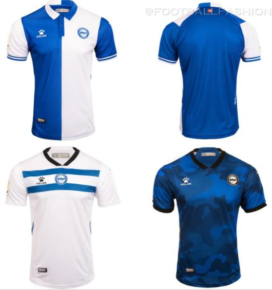 Deportivo Alavés 2021 2022 Kelme Home, Away and Third Football Kit, 2021-22 Soccer Jersey, 2021/22 Shirt, Camiseta 21/22