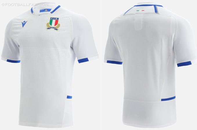 Italy Rugby 2021 2022 Macron Home and Away Kit, Jersey, Shirt, Maglia