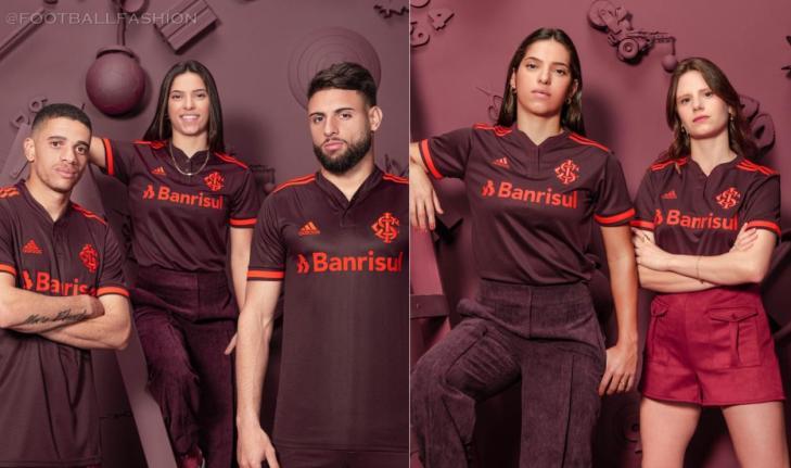 SC Internacional 2021/22 adidas Third Football Kit, 2021 Shirt, 2022 Soccer Jersey, Camisa 2021-22