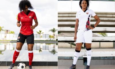 Trinidad and Tobago 2021 2022 BOL Women's Football Kit, 2021/22 Soccer Jersey, 2021-22 Shirt