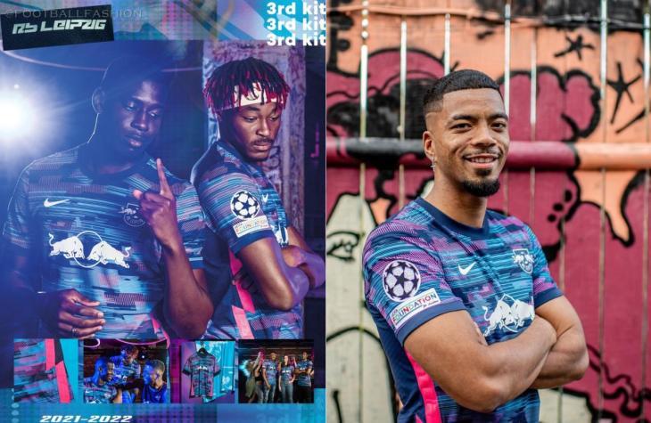 RB Leipzig 2021 2022 Nike Third Football Kit, 2021-22 Shirt, 2021/22 Soccer Jersey, Trikot
