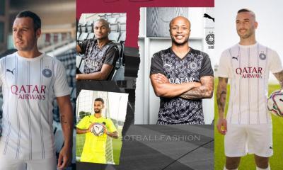 Al Sadd SC 2021 2022 PUMA Home and Away Football Kit, 2021/22 Soccer Jersey, 2021-22 Shirt