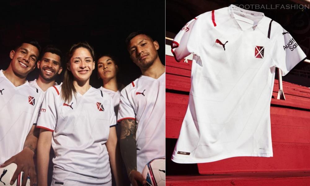 Club Atlético Independiente 2021 2022 PUMA Away Football Kit, 2021-22 Soccer Jersey, 2021/22 Shirt, Camiseta 21/22