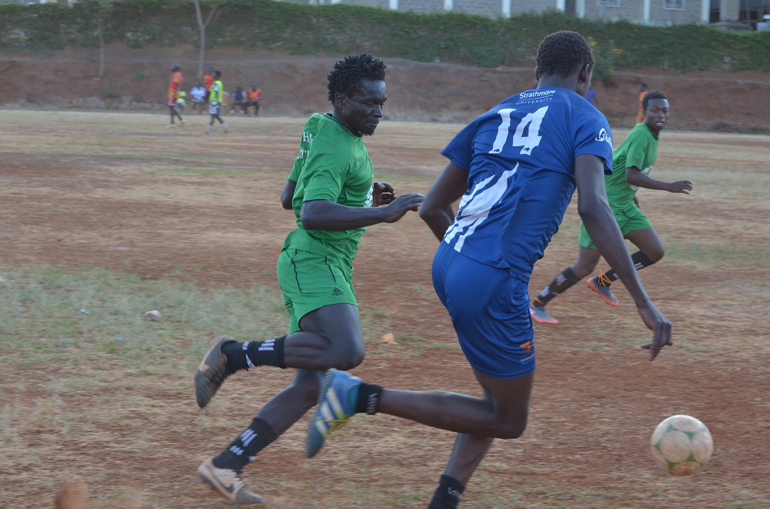 Strathmore University FC win Obama Cup 2019