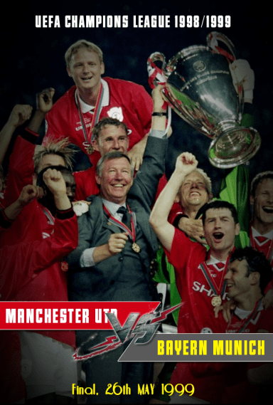 Classic Match: Manchester United vs Bayern Munich - UEFA Champions League 1998/1999 - Final