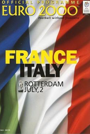 Classic Match: France vs Italy - UEFA Euro 2000 - Final