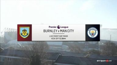 Full Match: Burnley vs Manchester City