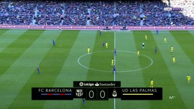 Full Match: Barcelona vs Las Palmas