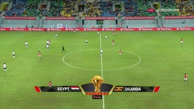 Full Match: Egypt vs Uganda