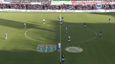 Full Match: PEC Zwolle vs Ajax