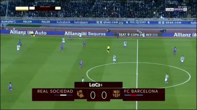 Full Match: Real Sociedad vs Barcelona