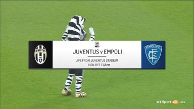 Full match: Juventus vs Empoli