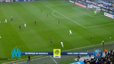Full match: Olympique Marseille vs PSG