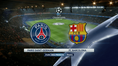 Full match: PSG vs Barcelona
