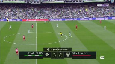 Full match: Real Betis vs Sevilla