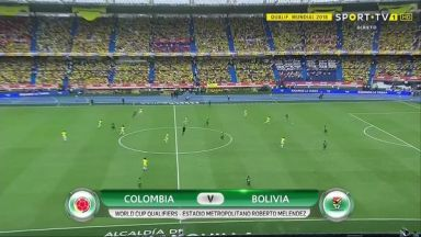 Full match: Colombia vs Bolivia