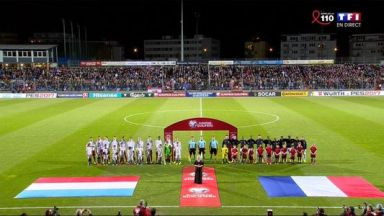 Full match: Luxembourg vs France