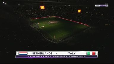 Full match: Netherlands vs Italy