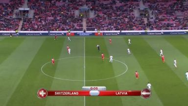 Full match: Switzerland vs Latvia