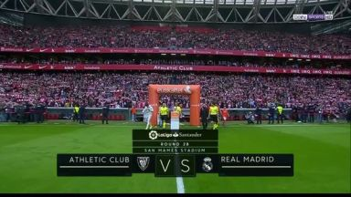 Full match: Athletic Club vs Real Madrid