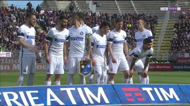 Full match: Cagliari vs Inter Milan