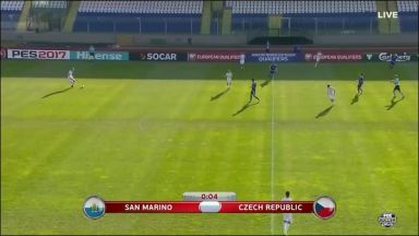Full match: San Marino vs Czech Republic