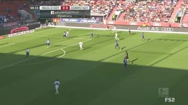 Full match: Ingolstadt vs Darmstadt 98