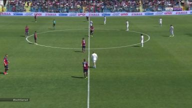 Full match: Crotone vs AC Milan