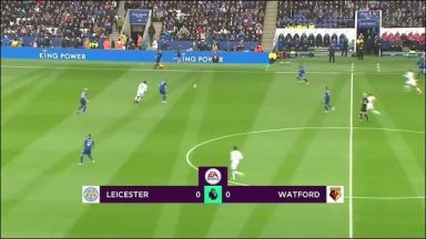 Full match: Leicester City vs Watford