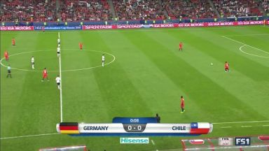 Full match: Germany vs Chile