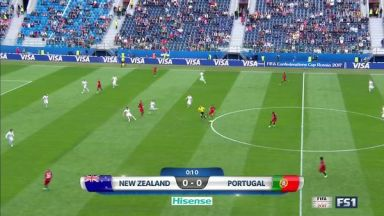 Full match: New Zealand vs Portugal