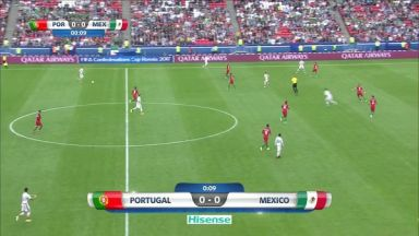 Full match: Portugal vs Mexico