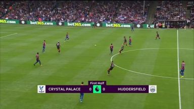 Full match: Crystal Palace vs Huddersfield Town