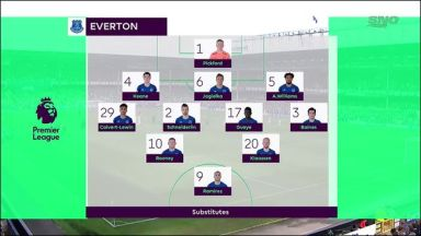 Full match: Everton vs Stoke City