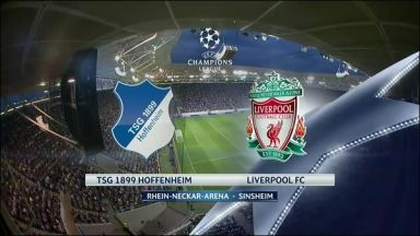 Full match: Hoffenheim vs Liverpool