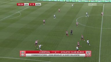 Full match: Liverpool vs Athletic Bilbao
