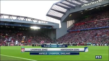 Full match: Liverpool vs Hoffenheim