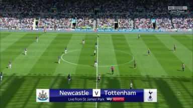 Full match: Newcastle United vs Tottenham Hotspur