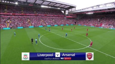 Full match: Liverpool vs Arsenal