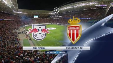 Full match: RB Leipzig vs Monaco
